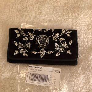 J Crew Jewelry Bag